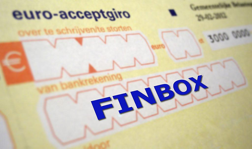 ING stopt met Finbox