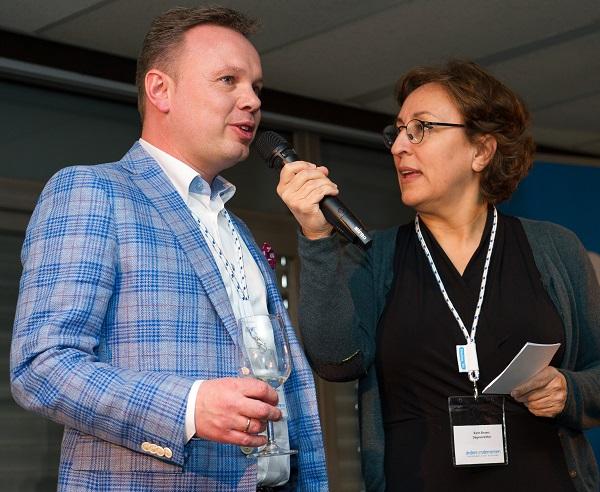 andersOmdernemen met Karin Bruers en Roland de Laak